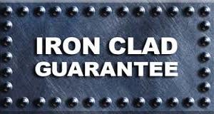 Iron Clad Warranty